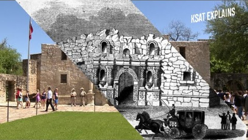 Was The Alamo A Fort Or A Mission