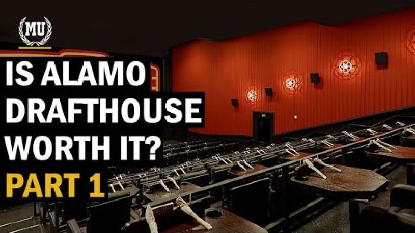 How Big Was The Alamo