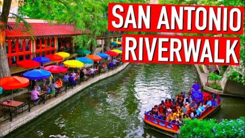 Is San Antonio River Walk Open