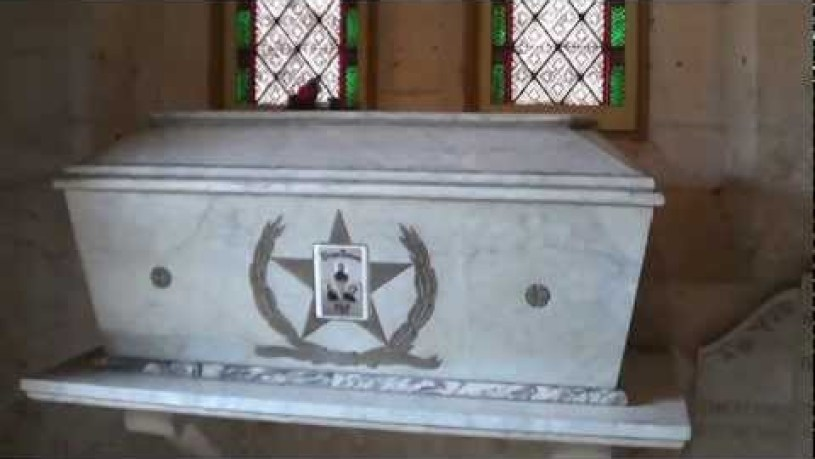 Who Is Buried at San Fernando Cathedral