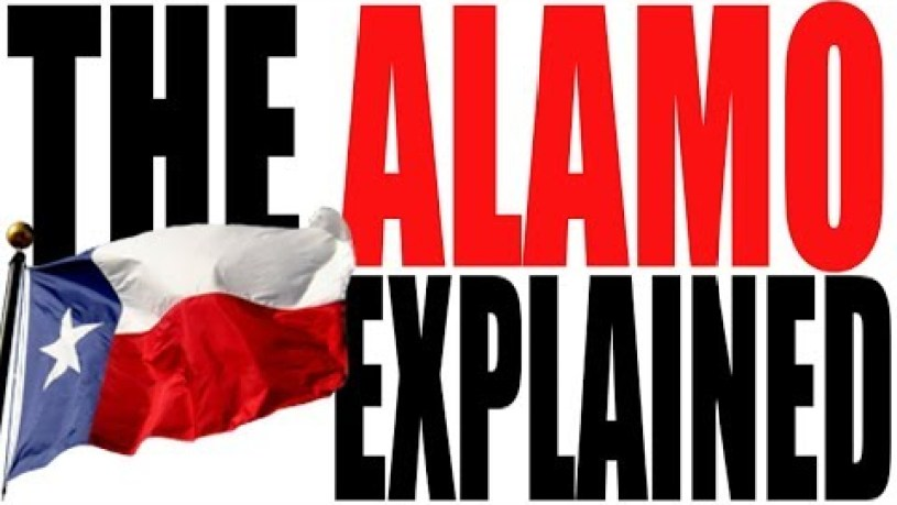 What Is The History Of The Alamo