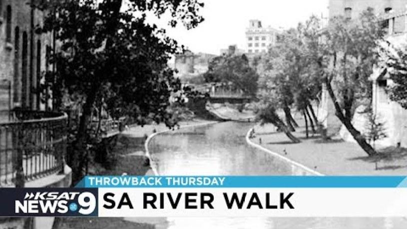 Is San Antonio River Walk Closed
