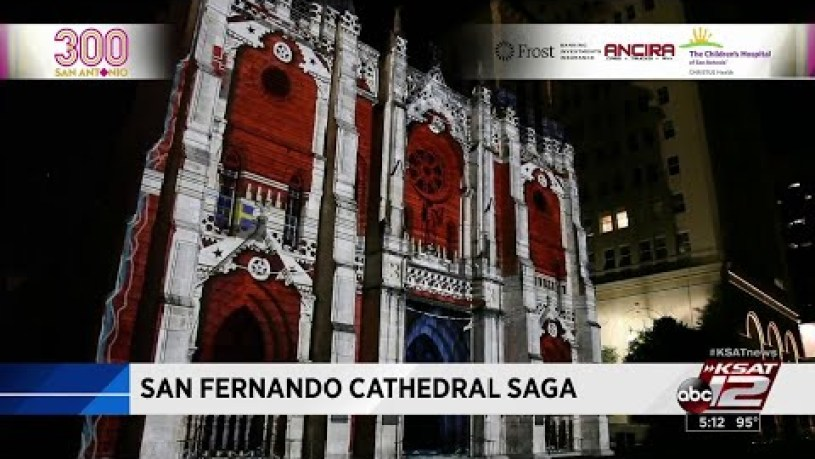 How Old Is San Fernando Cathedral