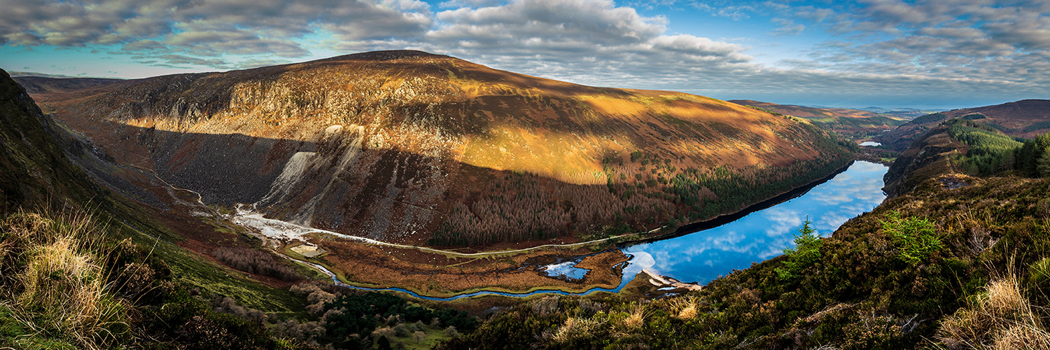 Glendalough, Co Wicklow, Ireland - Landscape Photography - Photo Print