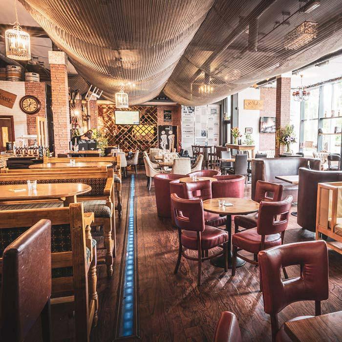 Canal Bar – Dublin