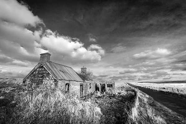 Jackdaw House - Broughshane, Northern Ireland - Fine Art Photo Print