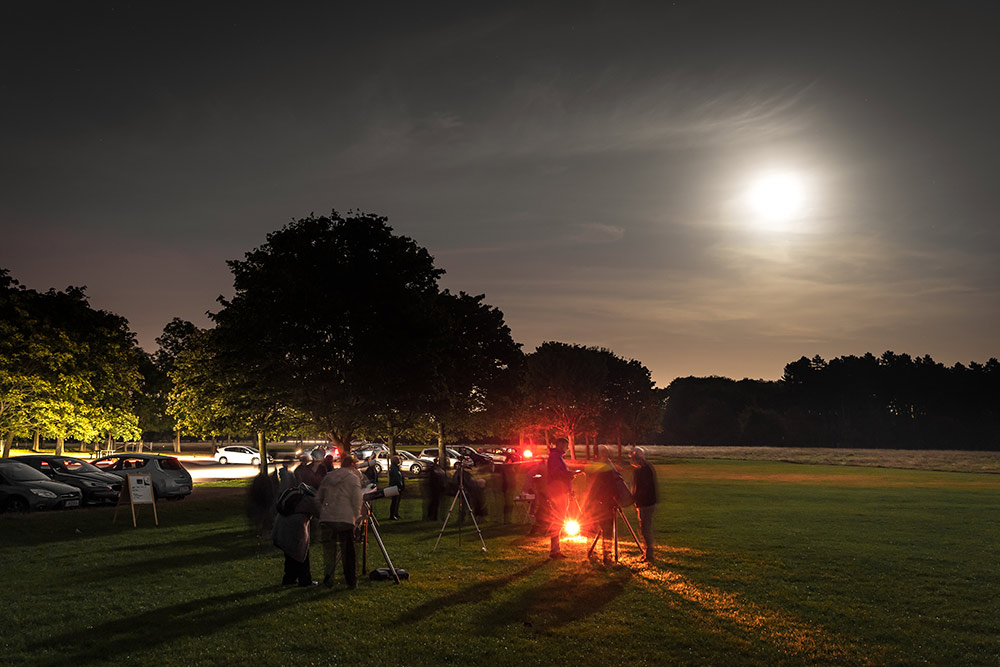 Irish Astronomical Society - Phoenix Park