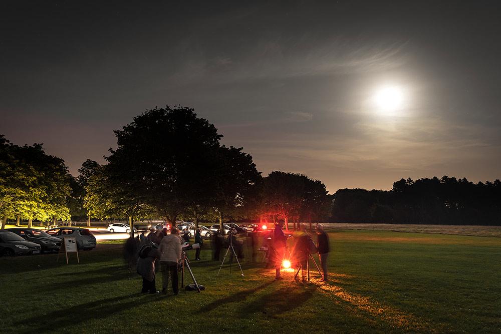 Irish Astronomical Society - Phoenix Park