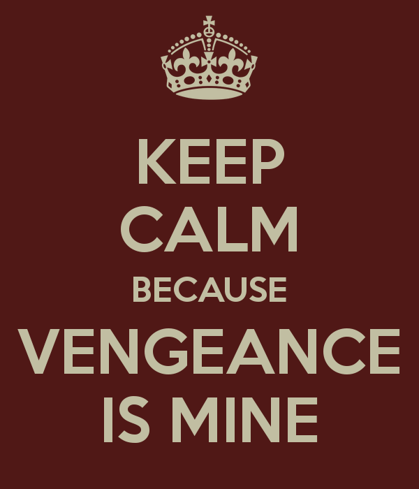 "Sermon ""Toxic Vengeance"" – Sunday September 3 2017. Trinity Church, Newport RI. The Reverend Alan Neale"