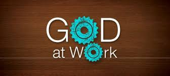 "Sermon ""God at Work"". Trinity Church, Newport RI. Sunday May 27th 2018. The Reverend Alan Neale"