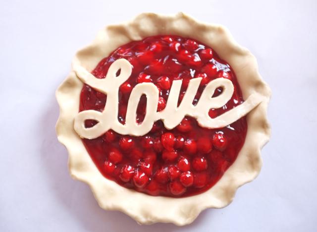 Valentine Love Pie