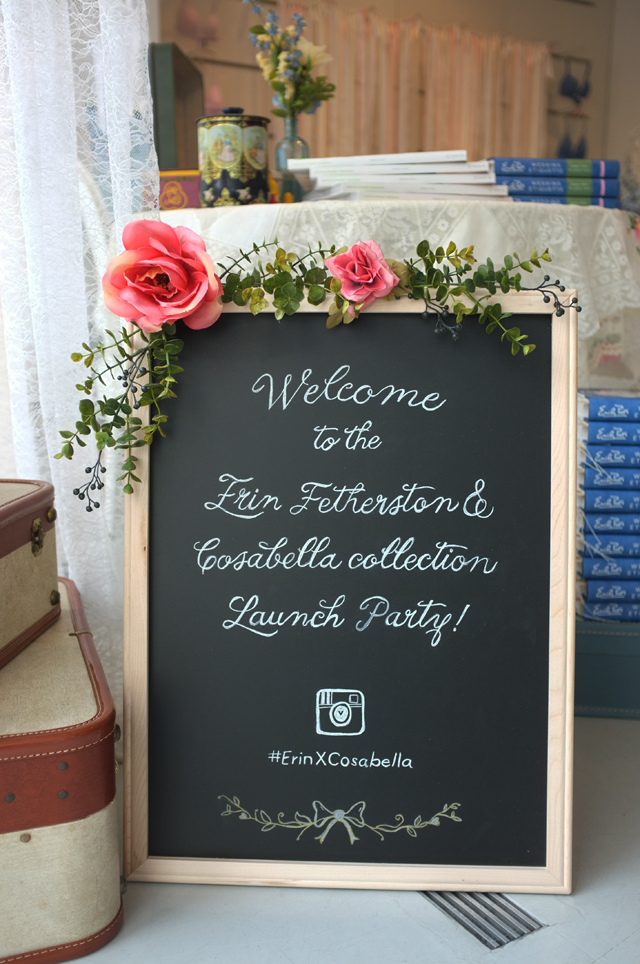 Sign Cosabella Erin Fetherston