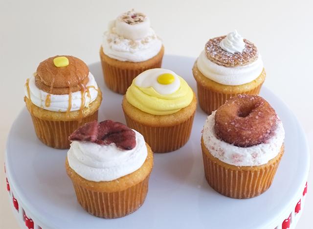 Breakfast Cupcakes 2