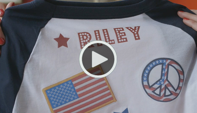 Craft On_Patriotic Dog Shirt