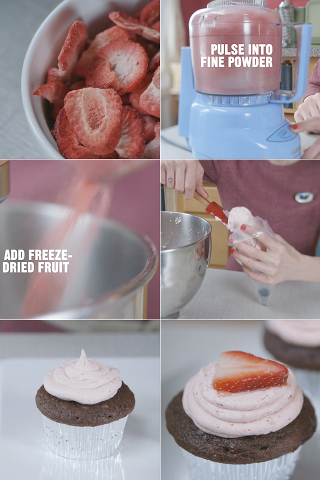 Craft On Fruit Frosting