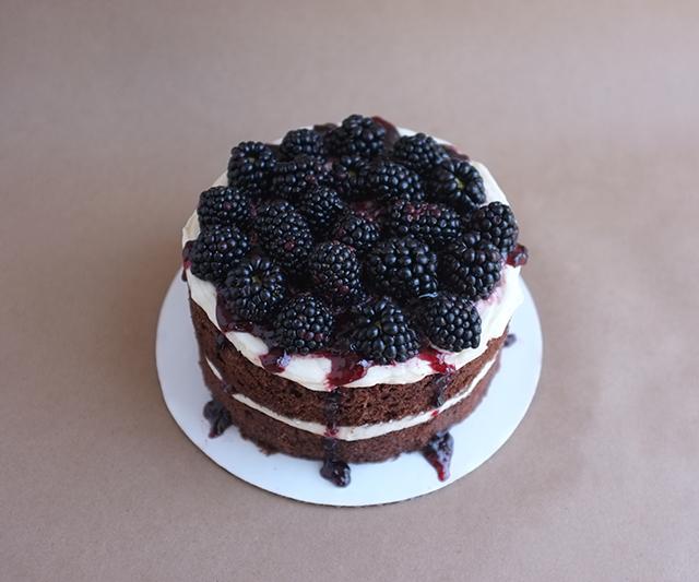 Mini Naked Cake 2