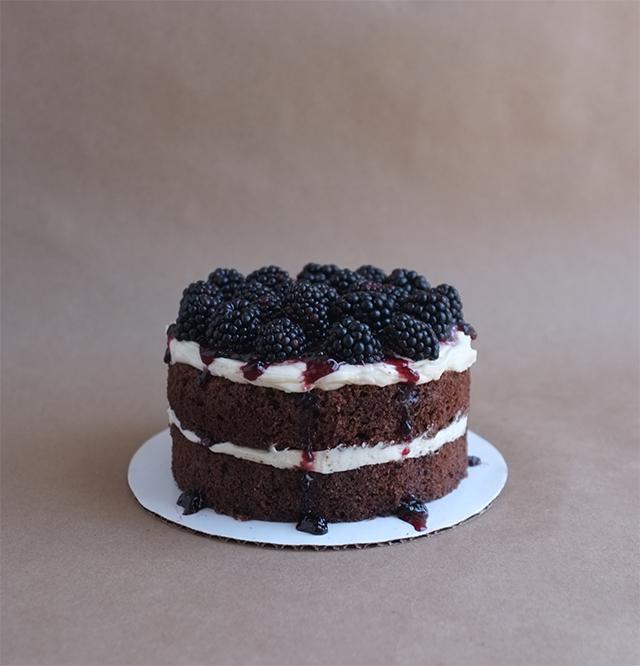 Mini Naked Cake 3