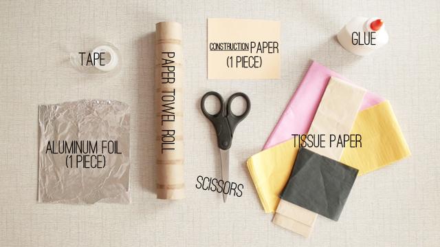 Materials Pencil Popper