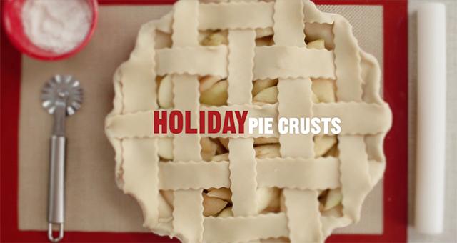 Holiday Pie Crusts