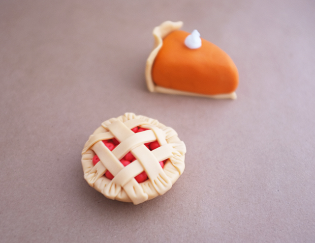 Thanksgiving Cake Toppers_Pies