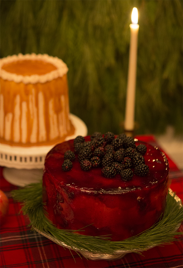 Holiday Party Cakes