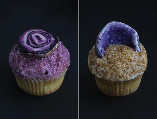 AJM Gemstone Cupcakes_Agate and Geode