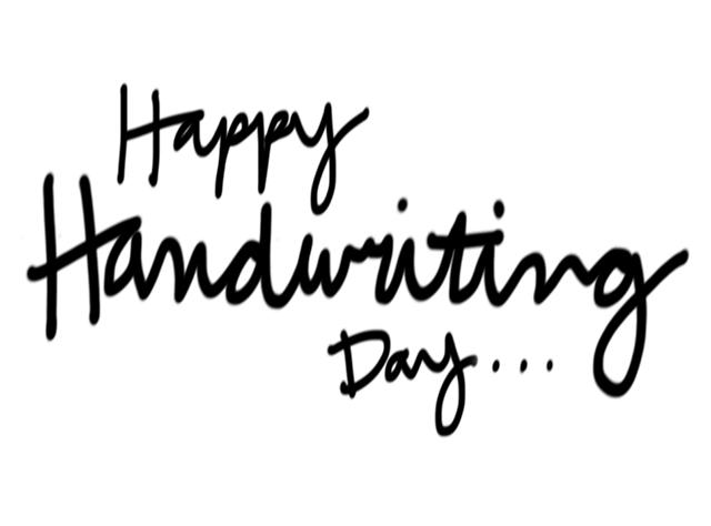 handwritingday