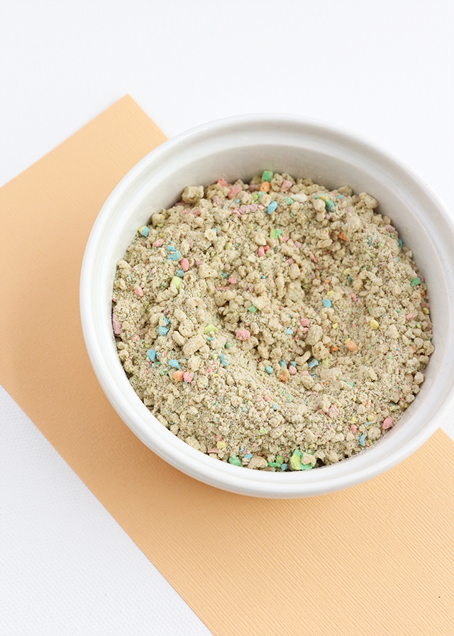 Processed Oats