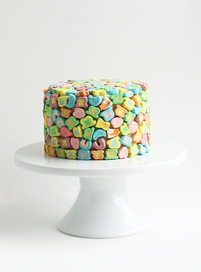 St Patricks Day Cake