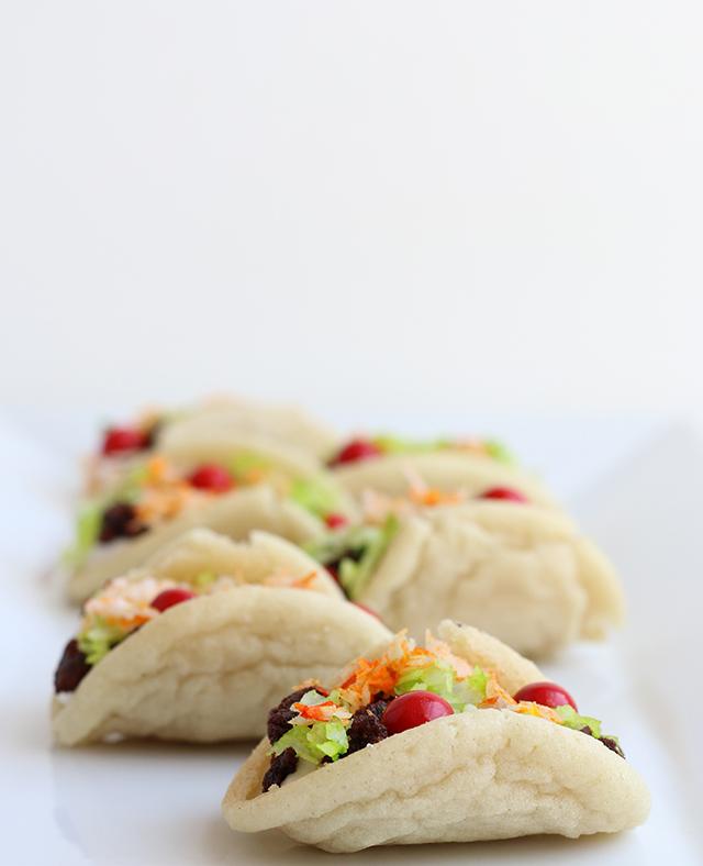 Taco Cookies 2