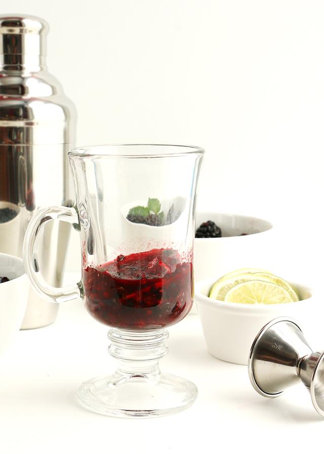 Blackberry Vodka Cocktail Prep 3-3
