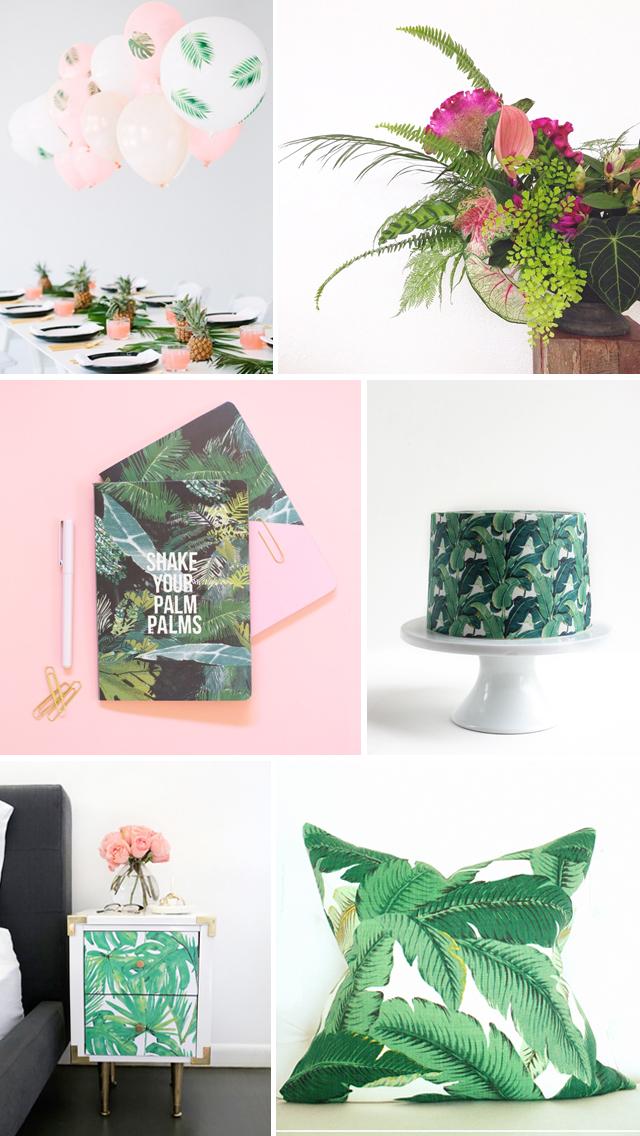 Palm DIYs