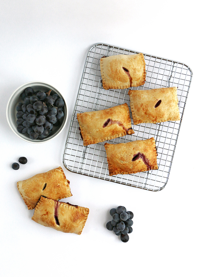 Concord Hand Pies