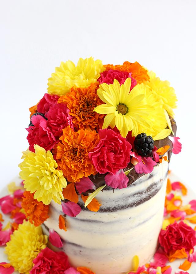 Flower Cake 10