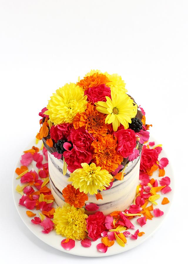 Flower Cake 12