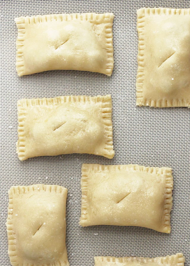 Unbaked Hand Pies