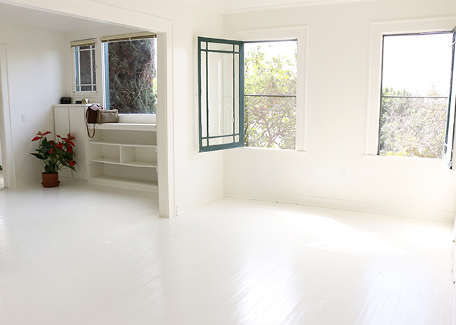 Dreamy White Floors