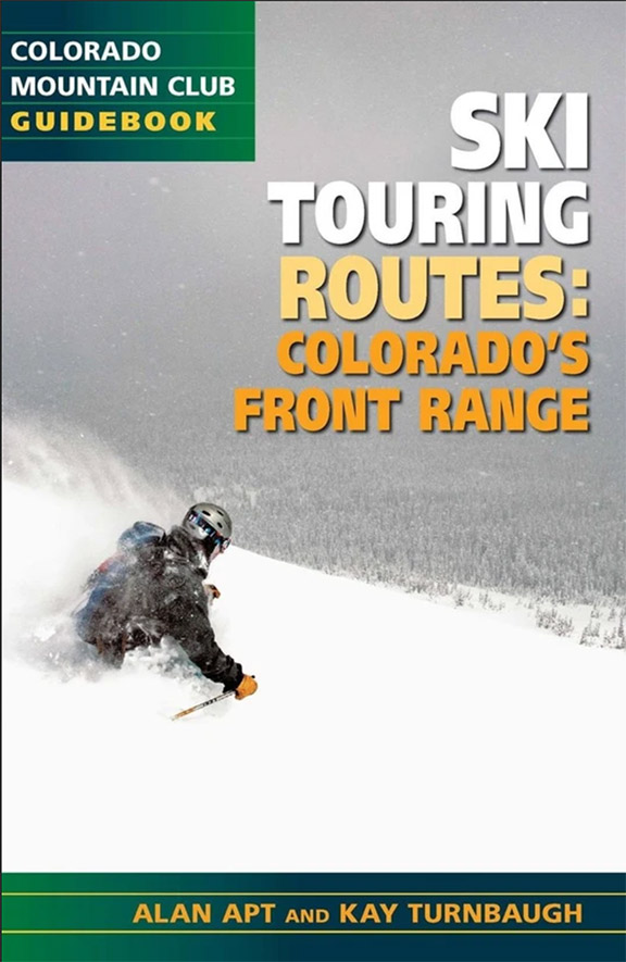 Book Cover: Ski Touring Routes