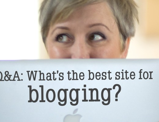 What's the best blogging site