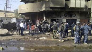 Photo of سقوط 23 عراقيا قتلى وجرحى في 3 انفجارات بكركوك
