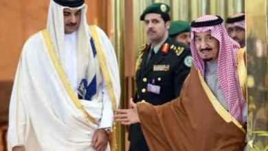 Photo of أمير قطر يتلقى دعوة من العاهل السعودي