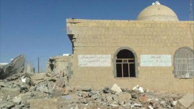 Photo of إحباط محاولة حوثية لتفخيخ أحد المساجد في مديرية أرحب