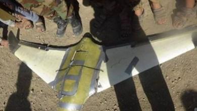 Photo of الجيش يسقط طائرة مسيّرة حوثية ويفكك صاروخاً بحرياً بالحديدة