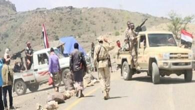 Photo of الجيش يستعيد مواقع مهمة من الحوثيين شمال الضالع