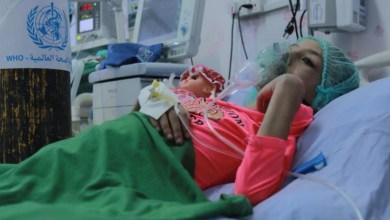 Photo of منهم 200 الف طفل ..الأمم المتحدة : أكثر من 460 ألف حالة اصابة بالكوليرا في اليمن هذا العام