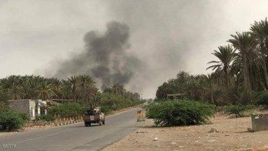 Photo of عاجل : مقاتلات التحالف تستهدف تعزيزات ومواقع مليشيات الانتقالي بعدن