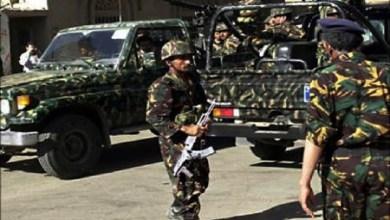 Photo of استشهاد جندي واصابة اثنين في هجوم نفذه مجهولين على إدارة أمن الشمايتين بتعز