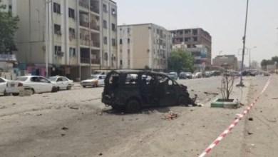 Photo of بعد هجومين للحوثيين وداعش في عدن ..القاعدة تتبنى ثالث هجوم إرهابي في أبين (تفاصيل )