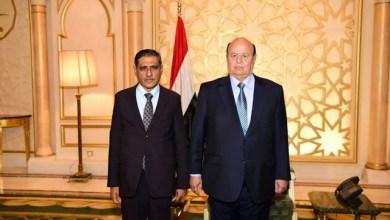 Photo of محافظ حضرموت في أبو ظبي سرّاً  ..البحسني يتمرد على الرئيس