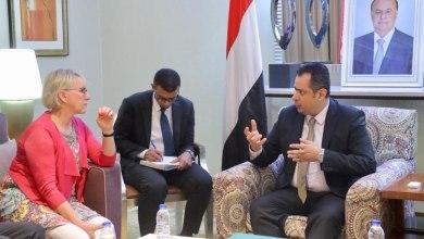Photo of أكد أن استمرار تمردها يقود إلى نتائج كارثية… رئيس الوزراء : لا تهاون مع مليشيات الانتقالي